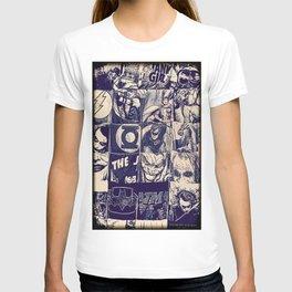 Comic Land T-shirt