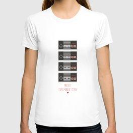 I Heart Nintendo T-shirt