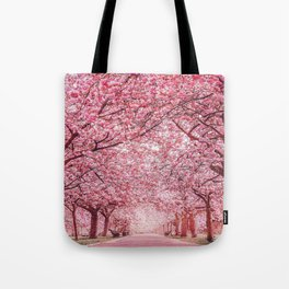 Cherry Blossom in Greenwich Park Tote Bag