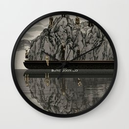 parasite tribute HD Wall Clock