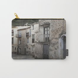 Sicilian Alley in Caltabellotta Carry-All Pouch