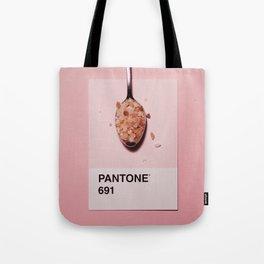 Pink Salt PANTONE Tote Bag