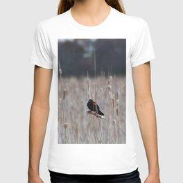 Blackbirds Singing T-shirt