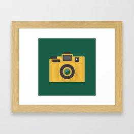 Camera Series: Holga Framed Art Print