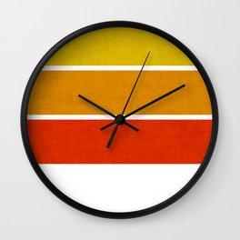 Sunny Day Wall Clock