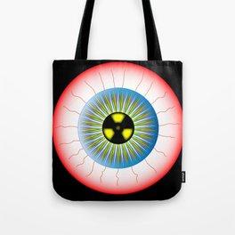 Radioactive Eye Tote Bag
