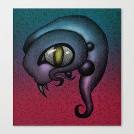 Inner Creature Canvas Print