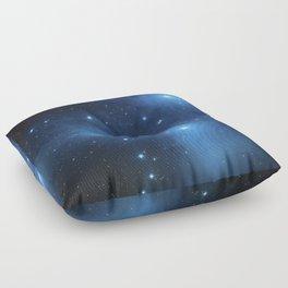 Star Struck - Pleiades Floor Pillow