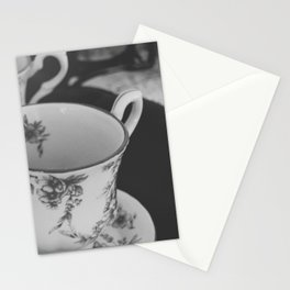 Tea Cups Stationery Cards
