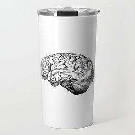 Brain Anatomy Travel Mug