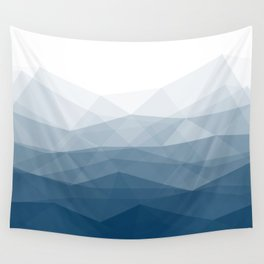 Mountains Calling Wall Tapestry