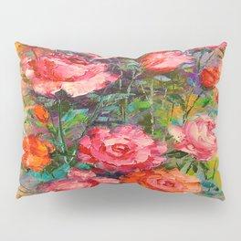 Roses art Pillow Sham