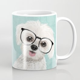 Mr Maltese Coffee Mug