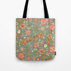 Mandarinas Tote Bag