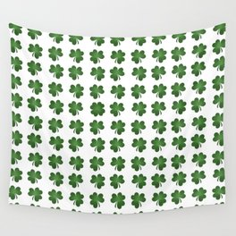 Find The Four Leaf Clover Wall Tapestry