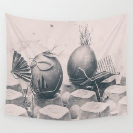 Summer on the beatch Wall Tapestry