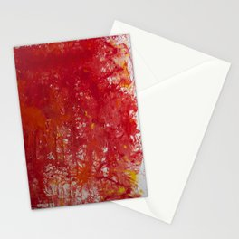 Blood is the New Black Stationery Cards