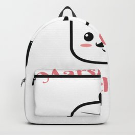 Marshmallow Fellow | Kawaii Backpack