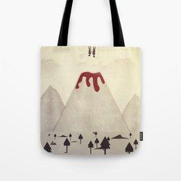 Fall With Me Tote Bag