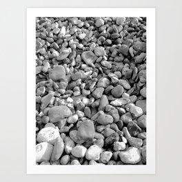 Wisdom of Rocks 1 Art Print