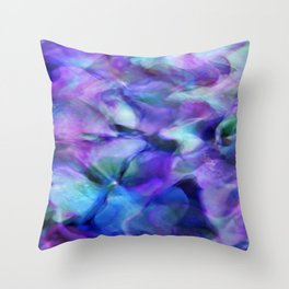 Hypnotic dreams Throw Pillow