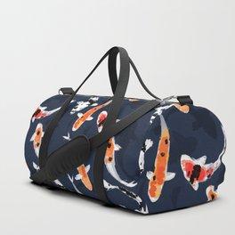 Koi Carp Duffle Bag
