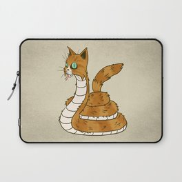 Cat Snake Laptop Sleeve
