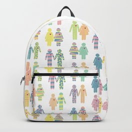 One Love Couples Backpack