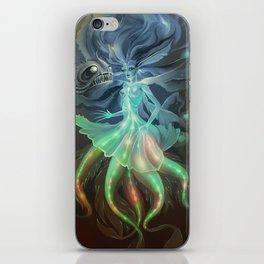 Creatures Of The Deep Ocean iPhone Skin