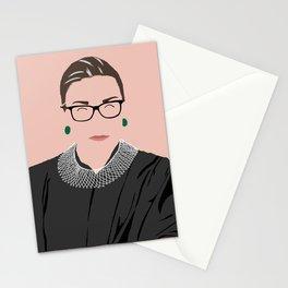 RBG Minimalist Stationery Cards