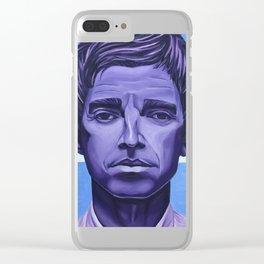God Like Genius Clear iPhone Case