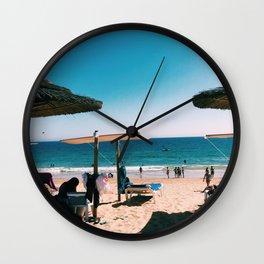 Sea! Wall Clock