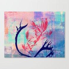 the wild II Canvas Print