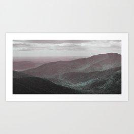 Shenandoah Phase1 Art Print