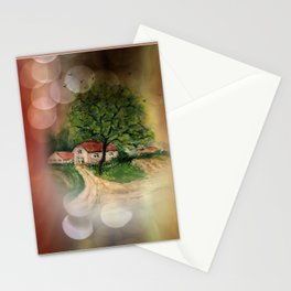 framed pictures -51- Stationery Cards