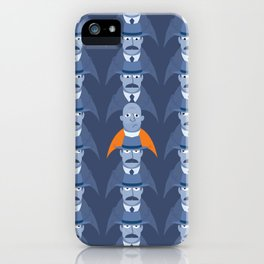 Watching the Detectives. iPhone Case
