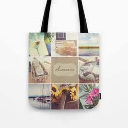 Summer Beauty - Vignette Tote Bag