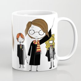 Harry Potters by Ashley Nada Coffee Mug