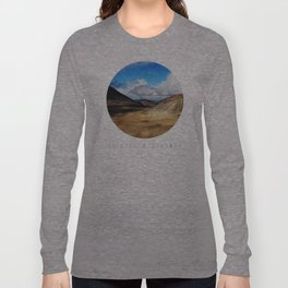 Life Is A Journey (Colour)  Long Sleeve T-shirt