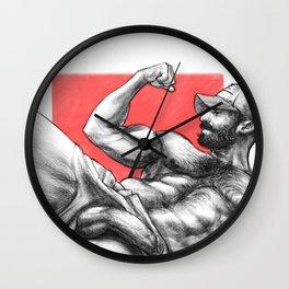 Flex Fantasy Wall Clock