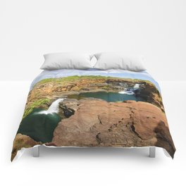 Mitchell Falls Comforters