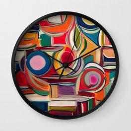 Kaleidoscope Vision Wall Clock