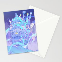 Howl's Moving Castle Stationery Cards