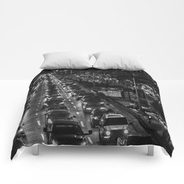 Seattle Viaduct Comforters