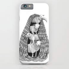 Stack of Sheep- Feathered Slim Case iPhone 6s