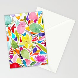 Meditation on Giverny II Stationery Cards