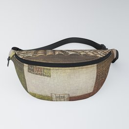 The House Fanny Pack