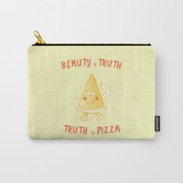 Truth is Pizza Carry-All Pouch