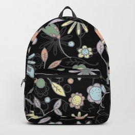 Chalkboard Scatter Backpack