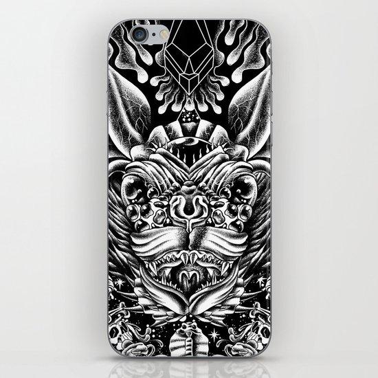 Haunter of the Dark iPhone & iPod Skin